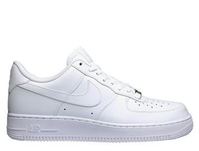 """Buty Nike Air Force 1 Low 07 """"All White"""" (315122-111)"""