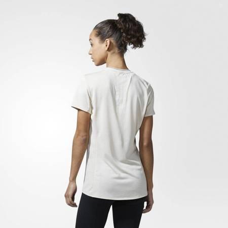 Koszulka adidas Supernova Tee W Biała S97963